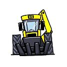 Digger by yeomanscarart