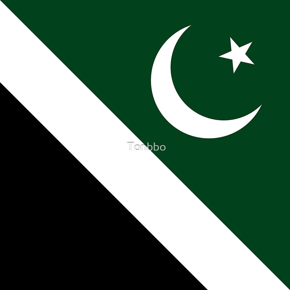 Flag of Islamabad, Pakistan by Tonbbo