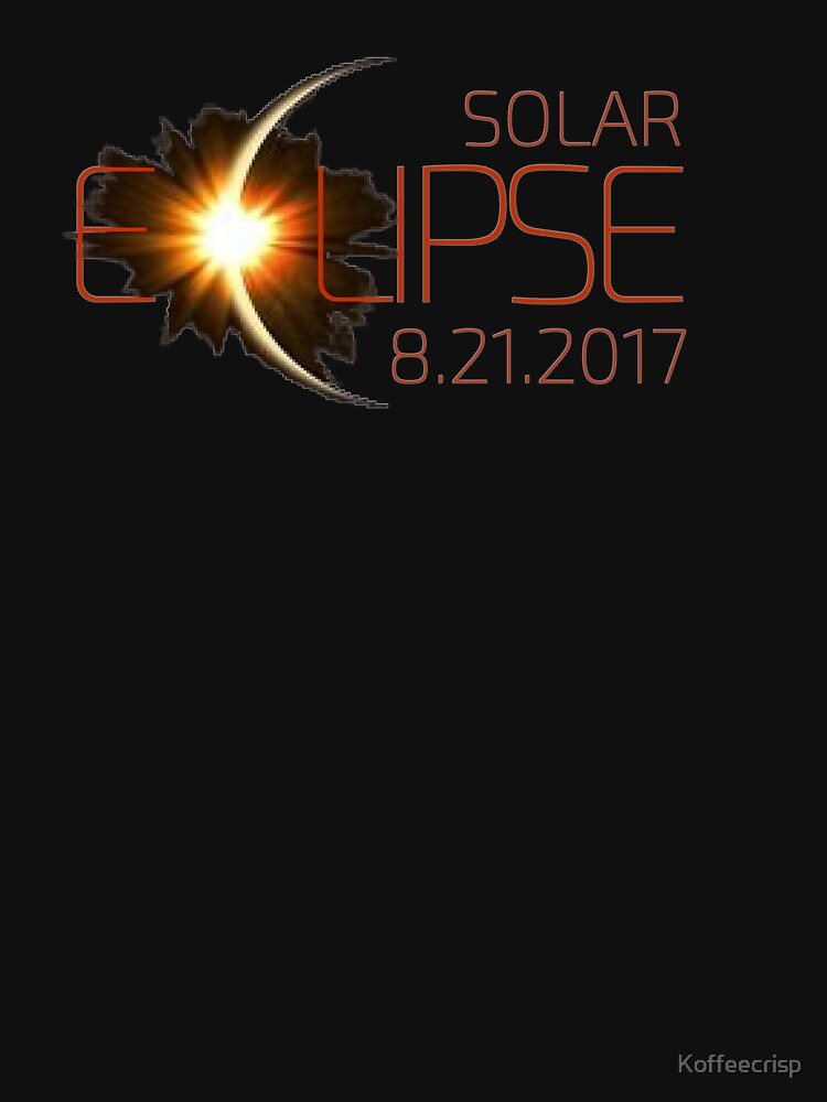 Solar Eclipse, Total Eclipse, Eclipse August 2017 by Koffeecrisp