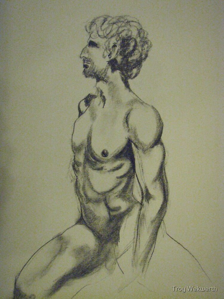 David 2 by Troy Wekwerth