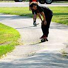 Skateboarding Fun by ctheworld