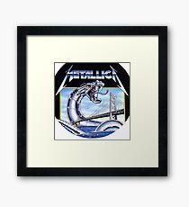 Bay Area Metal Framed Print