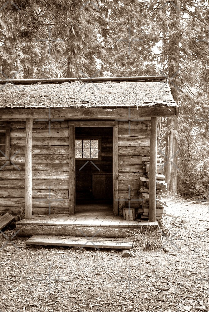 WCTH Cabin by Erniesartwork