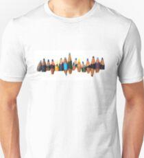 Old pencil stubs Unisex T-Shirt