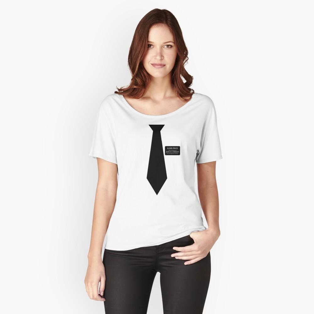 Ältester Preis - Buch Mormon Loose Fit T-Shirt