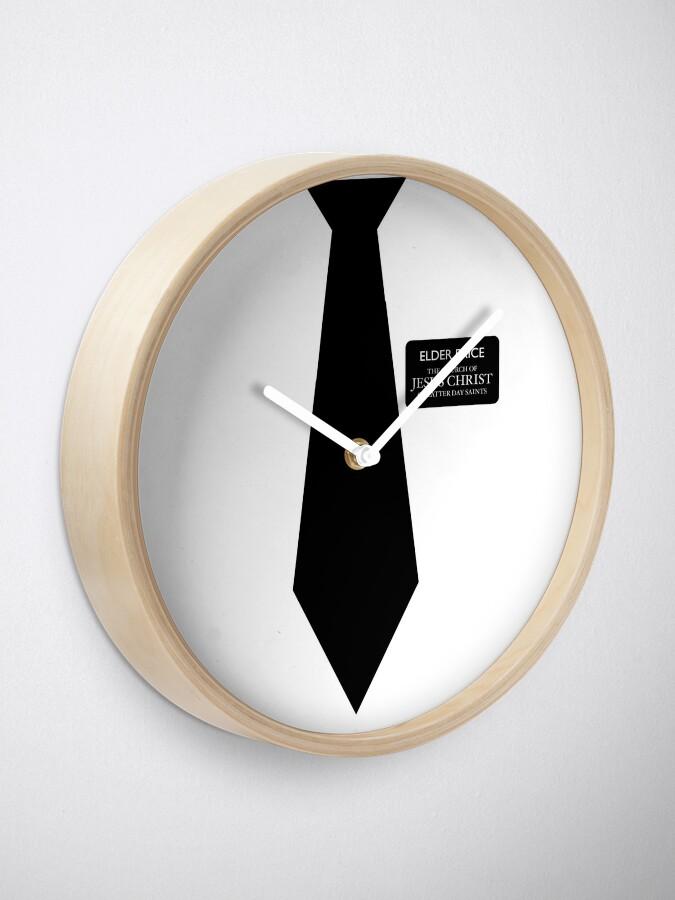Alternative Ansicht von Ältester Preis - Buch Mormon Uhr