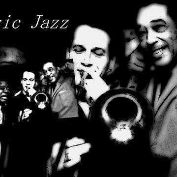 Jazzed Music  by fonzyhappydays