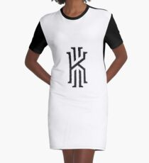 Kyrie Irving Merchandise Graphic T-Shirt Dress