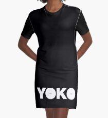 Yoko Ono - Yes Graphic T-Shirt Dress