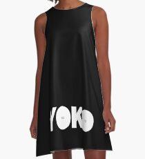 Yoko Ono - Yes A-Line Dress