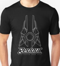 Redout - Wireframe Neptune White T-Shirt