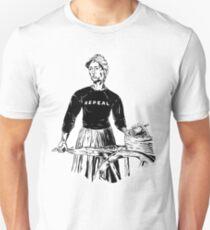 The Flirt In The Shirt Unisex T-Shirt
