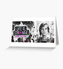 Life is Strange Before the Storm Greeting Card