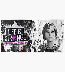 Life is Strange Before the Storm Poster