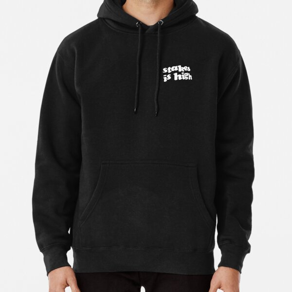 Stakes is High - De La Soul replica tour shirt Pullover Hoodie