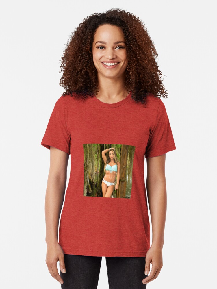 WWE Emma Bikini T-shirt by CommaderFred | Redbubble