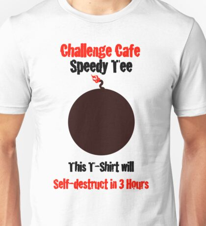 Challenge Cafe - Speedy Tee T-Shirt