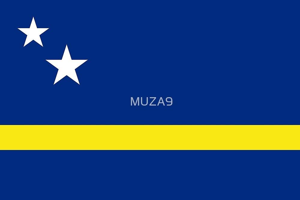 Flag of Curaçao by MUZA9