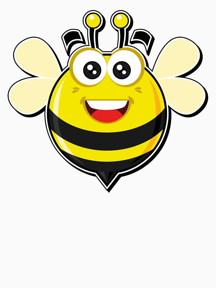 Funny bee by fourretout