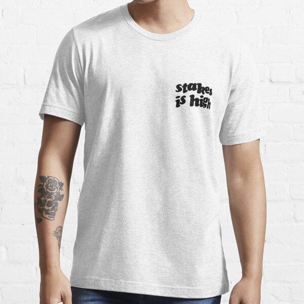 Stakes is High - De La Soul replica tour shirt black Essential T-Shirt