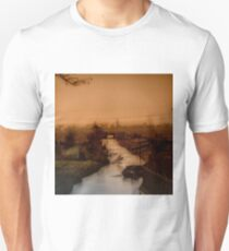 Evening Twilight, Broek in Waterland, Netherlands T-Shirt