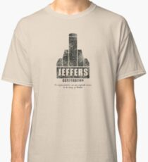 Jeffers Corporation (Visioneers) Classic T-Shirt