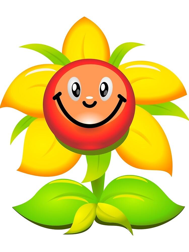 Sunflower by fourretout