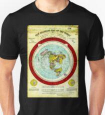 Gleason's Flat Earth T-Shirt