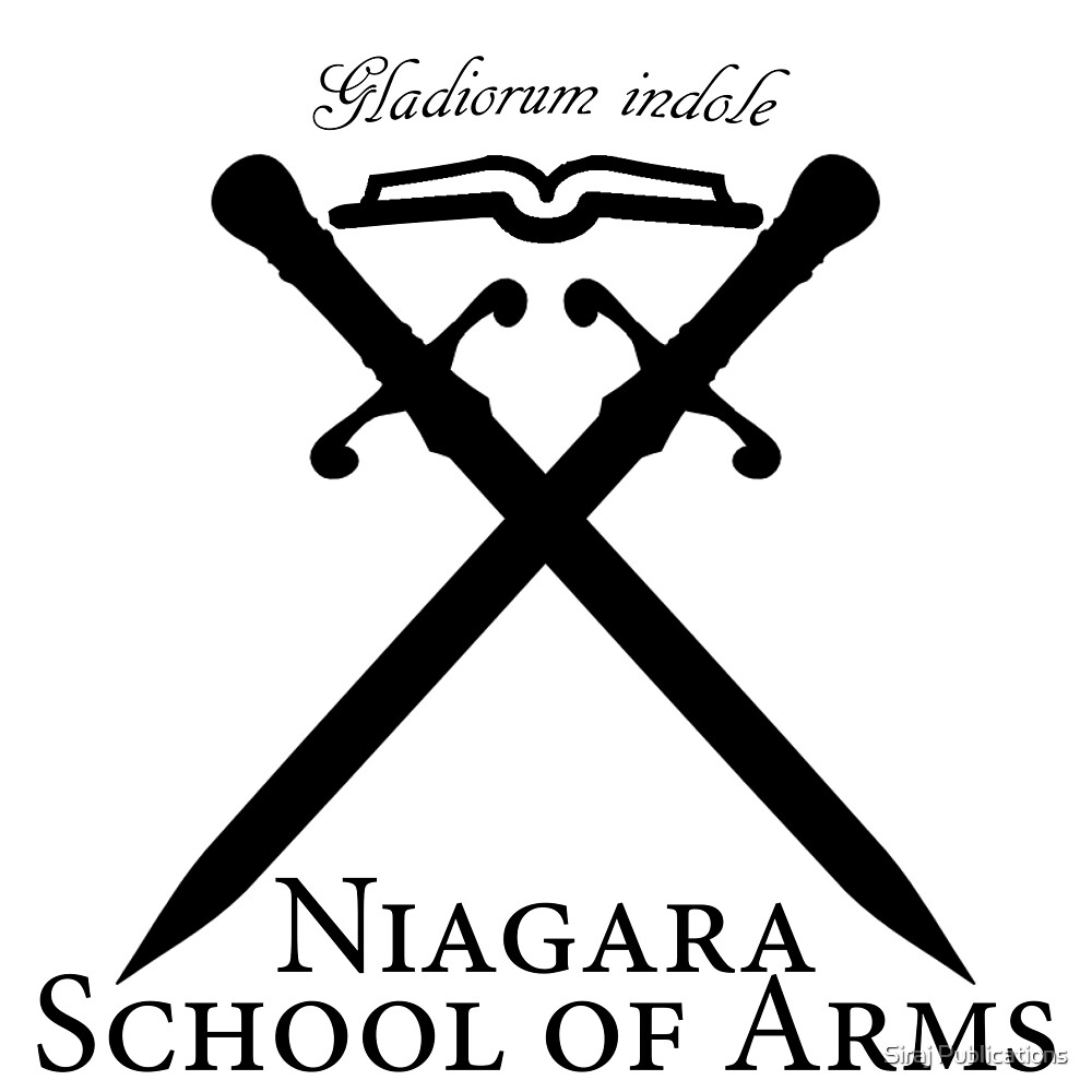 Niagara School of Arms Logo by Siraj Publications