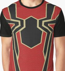 Iron Spider (Iron Spidey) Graphic T-Shirt
