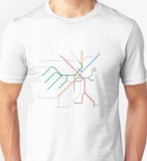Boston MBTA Unisex T-Shirt
