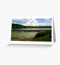 Irish Landscape - Blarney Greeting Card