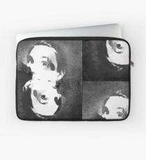 Woman In Ink Laptop Sleeve