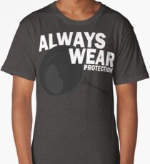 Always Wear Protection Long T-Shirt