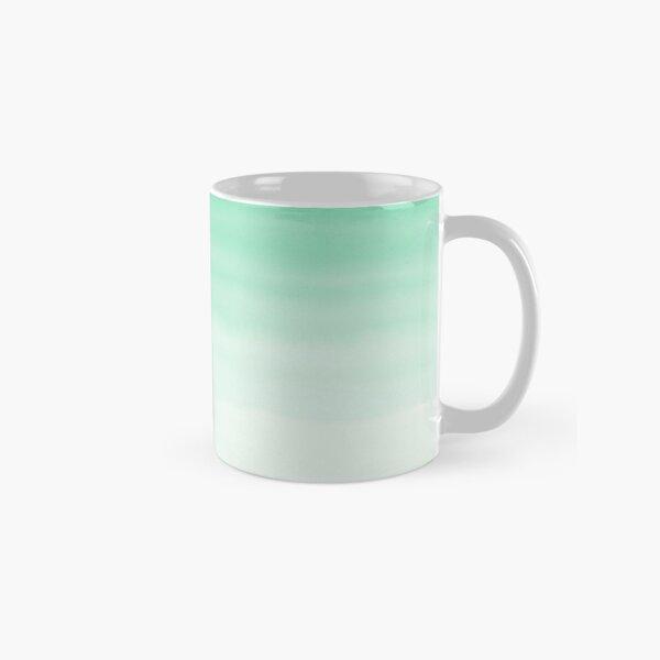 Green ombre Classic Mug