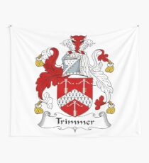 Trimmer  Wall Tapestry