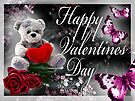 Valentines Day Card by dimarie