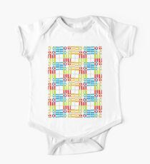 Abstract Design Kids Clothes