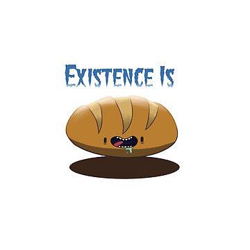 ExistenceIsPain by La-Brush