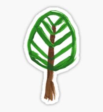 Pembroke Tree Sticker