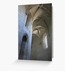 Chateau Amboise Greeting Card