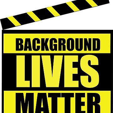 Background Lives Matter! by Horseworks