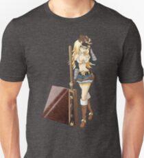 Ragnarok - Cowgirl Anime Style T-Shirt