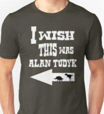 Alan Tudyk  Unisex T-Shirt