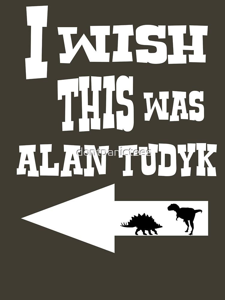 Alan Tudyk  by dontpanictees
