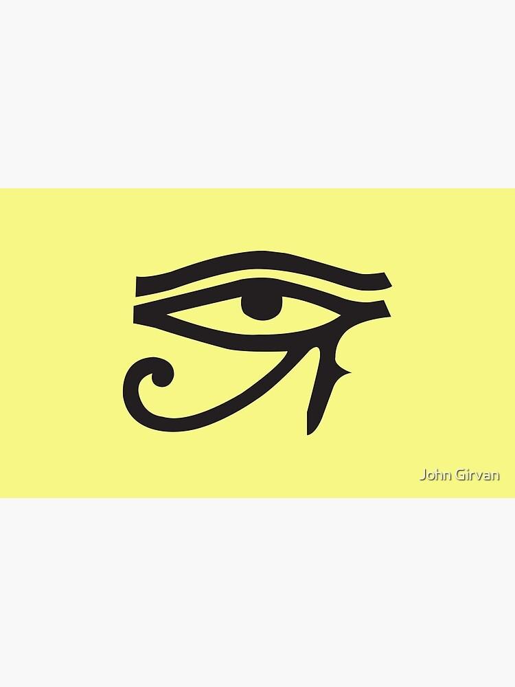 Eye of Horus Lemon by JohnGirvan