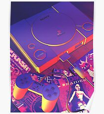PS1 Poster