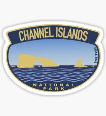 Channel Islands National Park est 1980 Decal Sticker