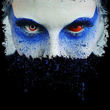 Splatter Eyes by StrykingFX
