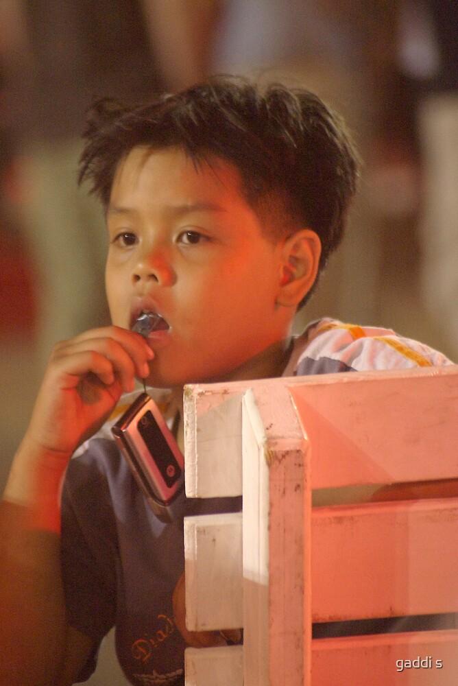a kid by gaddi s